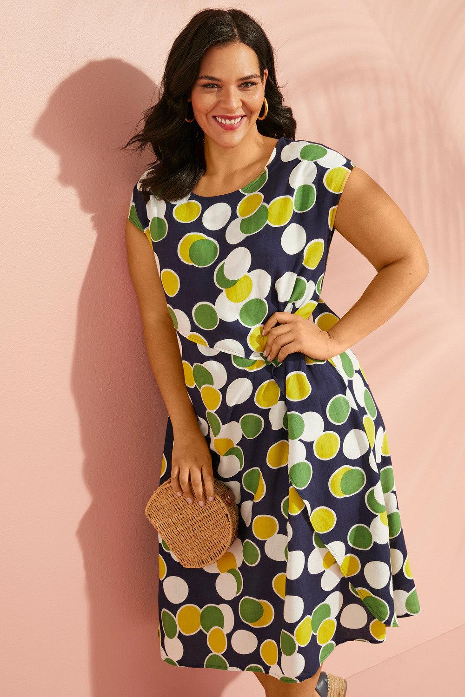 Sara Panel Drape Dress Online Shop Ezibuy