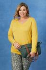 Sara Rib Detail Sweater