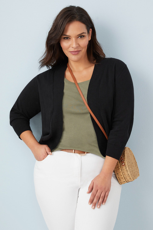 Sara Cotton Cardigan