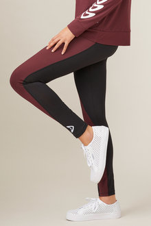 Isobar Active Two Tone Full Length Legging