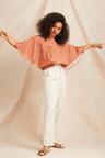 Emerge Flutter Sleeve Shirt
