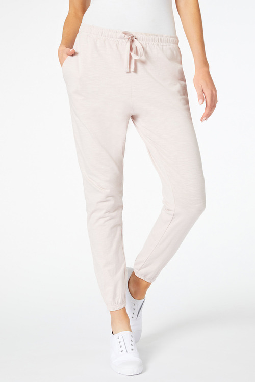Capture Cotton Slub Jogger