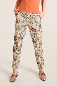 Capture Printed Pants - 250035