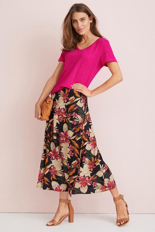 Capture Wrap Soft Skirt