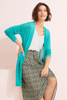 Capture Longline Pocket Cardigan