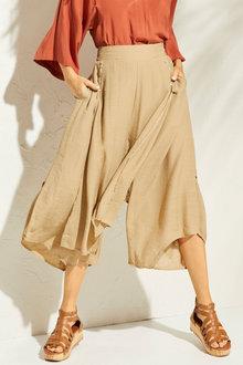 Capture Textured Layered Pant - 250147