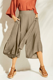 Capture Textured Layered Pant - 250147