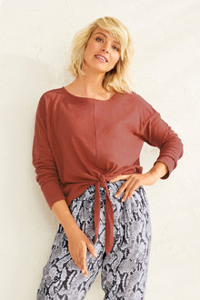 Linen Blend Long Sleeve - 250183