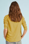 Capture Linen Blend Long Sleeve