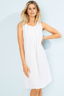 Mia Lucce Embroidered Nightie - 250203