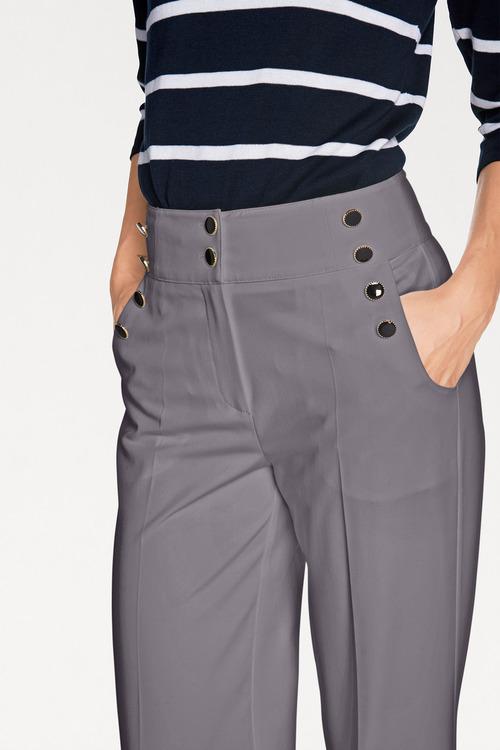 Heine High Waist Palazzo Trousers