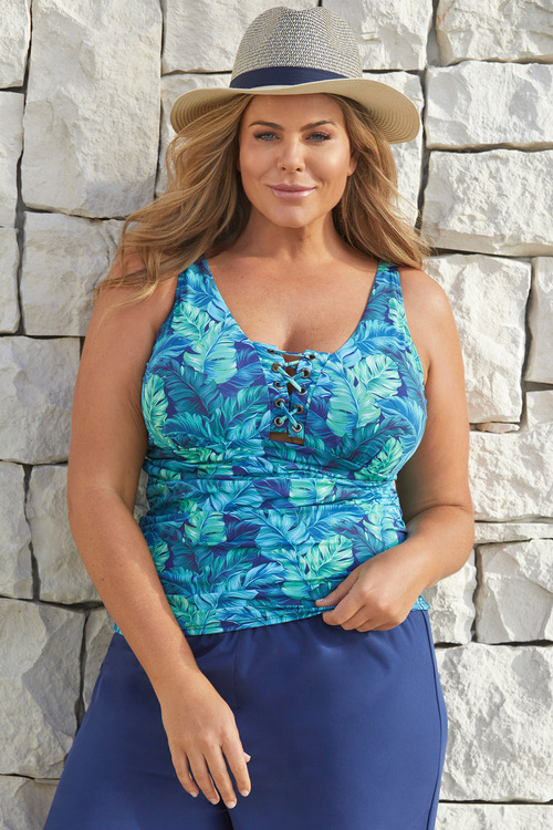 Quayside Woman Tankini