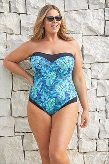 Quayside Woman Sweetheart Neckline Swimsuit - 250379