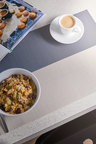 Duo Stripe Placemat Set of Four