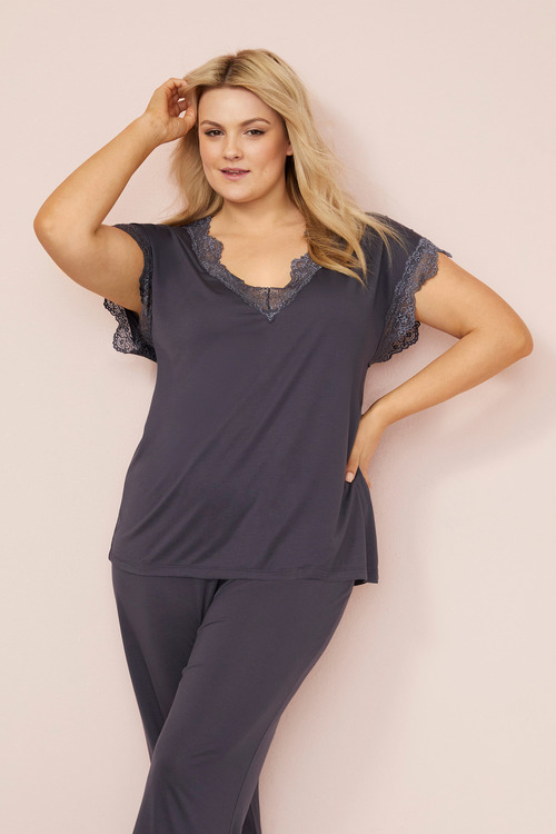 Mia Lucce Luxe Knit Top