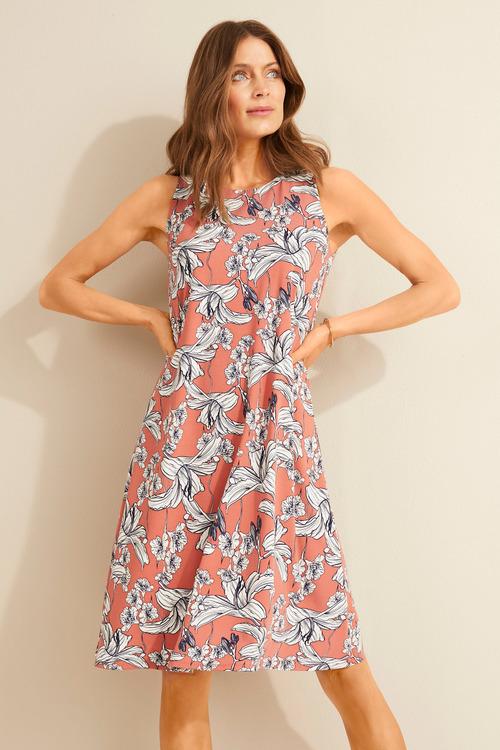 Capture Dryknit Swing Dress