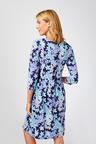 Capture Dryknit Pleated Dress