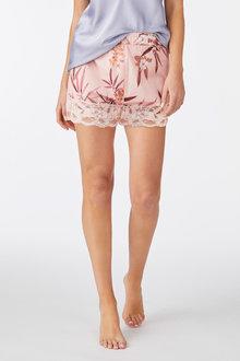 Mia Lucce Printed Cotton Short - 250579
