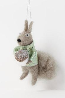 Glamour Squirrel Hanging Decoration - 250581