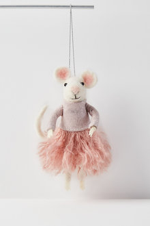 Pinkie Mouse Hanging Decoration - 250587