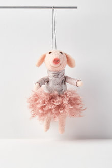 Pinkie Tutu Hanging Decoration - 250589