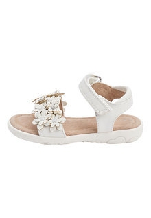Next 3D Flower Sandals (Younger) - 250693