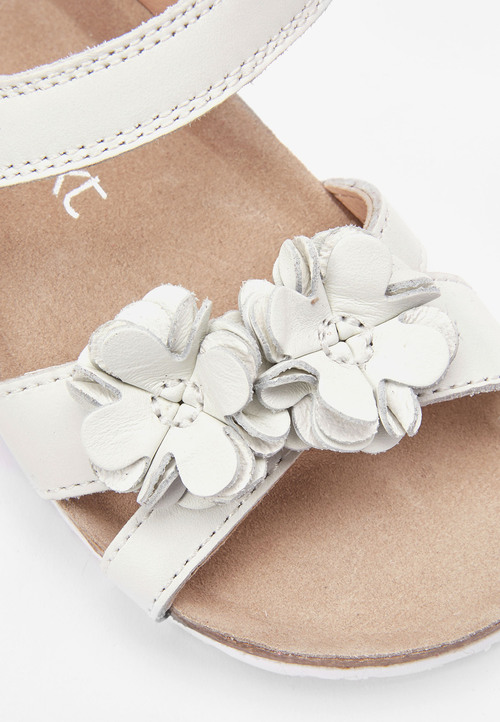 Next Corkbed Flower Sandals (Younger)