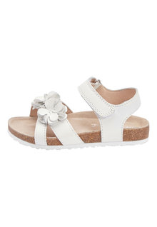 Next Corkbed Flower Sandals (Younger) - 250736