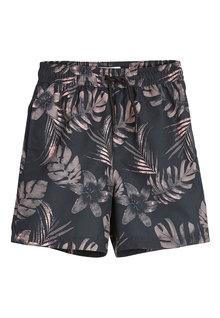 Next Floral Swim Shorts (3-16yrs)