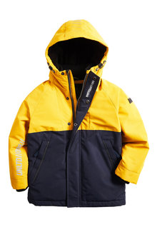 Next Fleece Lined Anorak (3-16yrs)