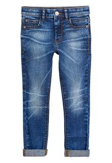 Next Ultra Flex Stretch Jeans (3-16yrs)-Super Skinny Fit - 250831