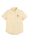 Next Short Sleeve Oxford Shirt (3-16yrs)