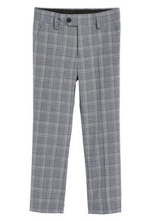 Next Check Suit Trousers (12mths-16yrs) - 250838