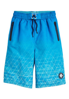 Next Geo Swim Board Shorts (3-16yrs) - 250839