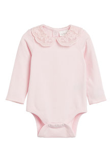 Next Lace Collar Body (0mths-3yrs) - 250855