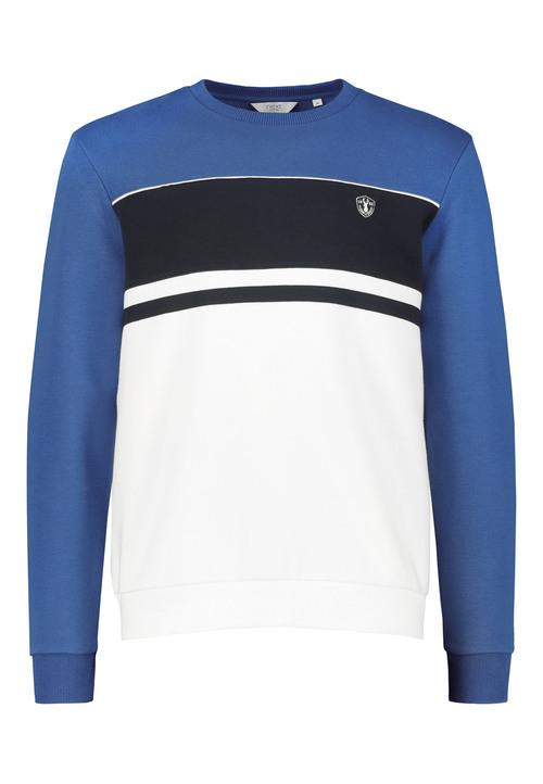 Next Block Crew Neck Sweatshirt