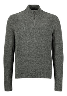 Next Chenille Zip Neck Jumper