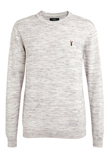 Next Marl Crew Jumper