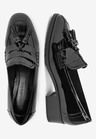 Next Square Toe Cleat Loafers