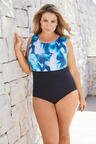 Quayside Woman Swimsuit