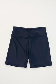 Quayside Sport Luxe High Waist Swim Short - 251332