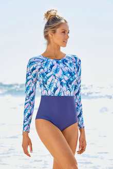 Quayside Sport Luxe Long Sleeve Rash Suit - 251338