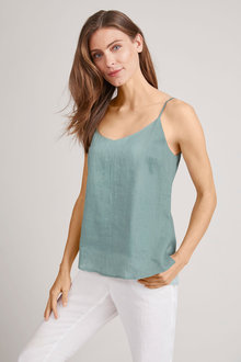 Grace Hill Linen Cami - 251340