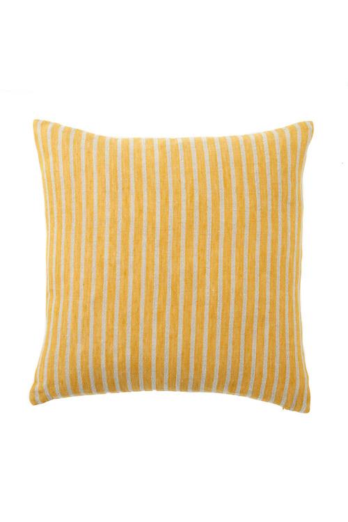 Striped Linen Cushion