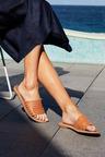 Human Premium Pilgrim Sandal Flat