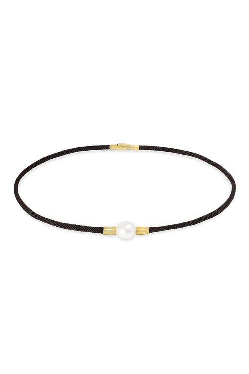 Fairfax and Roberts Real Freshwater Pearl Dressage Choker Necklace