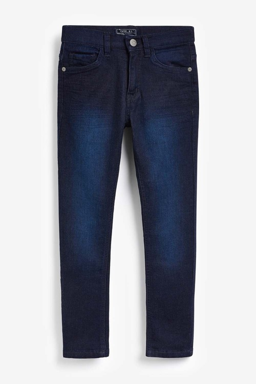 Next Rinse Jeans With Turn Up (5-16yrs)