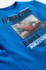 Next Cobalt Lenticular Race Car T-Shirt