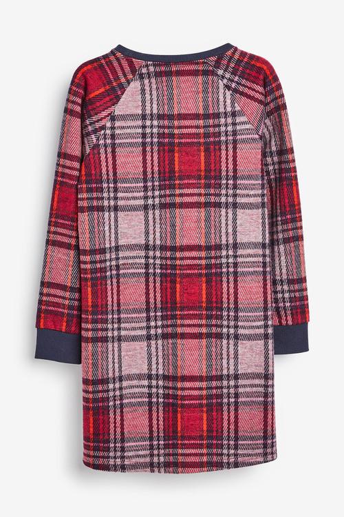 Next Tartan Check Dress (5-16yrs)