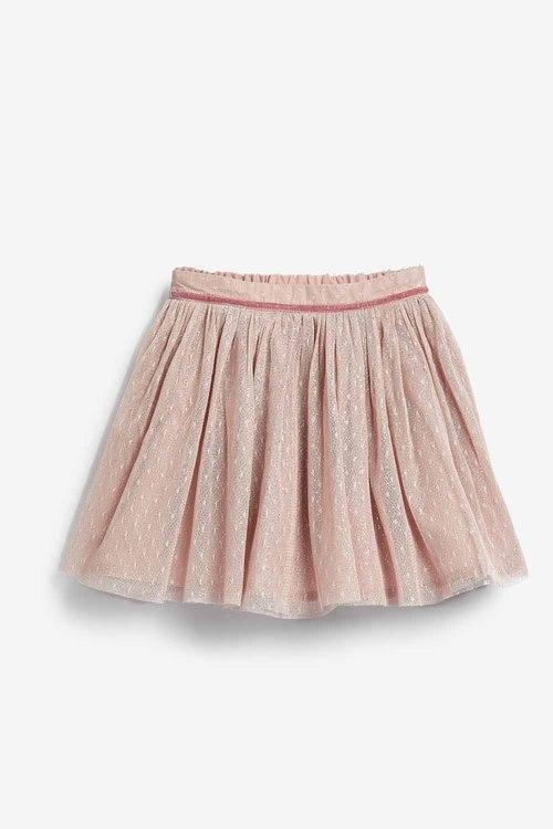 Next Pale Pink Glitter Tutu (3mths-7yrs)